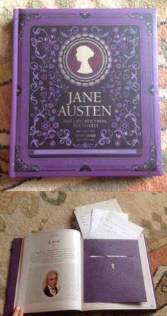 Jane Austen ~ her life, her time, her novels