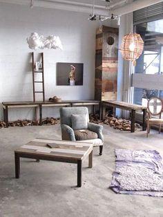 Interiors | Nightwood pop up store