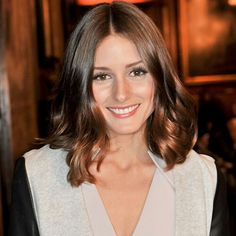 Olivia Palermo - cute cut and colour