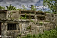 Fort Hancock is an abandoned army base located in Sandy Hook's Gateway National Recreation Area.http://www.onlyinyourstate.com/new-jersey/abandoned-places-road-trip-nj/