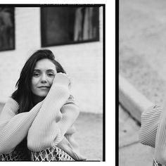 Nina Dobrev, W Magazine, Mona Lisa, York, Instagram, Woman, Photos