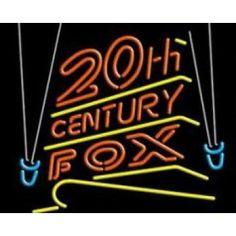 NEONSKYLT 20TH CENTURY FOX