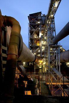 Cement plant Mokrá