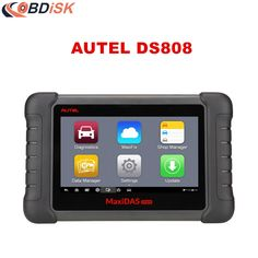 845.00$  Watch more here - http://aitov.worlditems.win/all/product.php?id=32801607353 - 2017 New Released Original Autel MaxiDAS DS808 Automotive Diagnostic Tool DS808 ECU Programming Upgrade from DS708 DHL Free