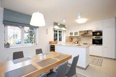 Stylish kitchen/dining area designs