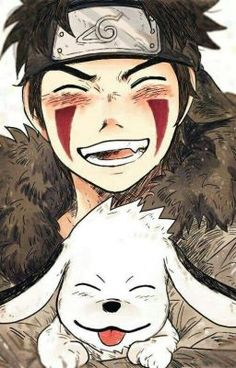 Uploaded by Find images and videos about anime, kawaii and manga on We Heart It - the app to get lost in what you love. Naruto Shippuden Anime, Naruto Drawings, Kiba And Akamaru, Drawings, Art, Anime, Anime Characters, Naruto Pictures, Manga
