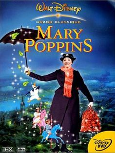 Recently we decided to introduce our boys to the world of Disney's Mary Poppins. We do pizza and movie nights around here, and I felt it was time for a classic. I remember seeing Mary Poppins as. Mary Poppins 1964, Mary Poppins Movie, Julie Andrews Mary Poppins, Disney Films, Disney Characters, Old Movies, Great Movies, Love Movie, Movie Tv
