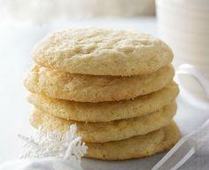 Sólo necesitas cinco ingredientes para preparar estas ricas galletas sin mantequilla.