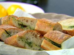 Garlic Bread Recipe : Ina Garten : Food Network - FoodNetwork.com
