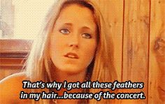 jenelle can't go to jail. She has tickets to see ke$ha.
