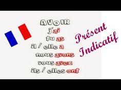 IL VERBO AVERE FRANCESE: Le verbe Avoir Présent Indicatif - Lezione 11 - YouTube Presentation