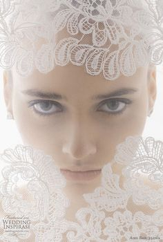 Wedding Veil Collection 2011 by Aire Barcelona