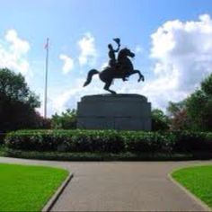 Jackson Square-New Orleans