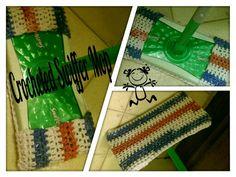 Crocheted Swiffer Mop