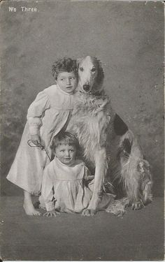 28 Precious Vintage Photos of Children With Their Pets - I Can Has Cheezburger?