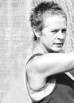 Carol, The #Walking Dead❤️