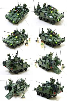 Light Weight Armour Vehicle 6 by SOS101
