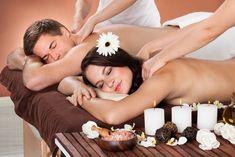 Centre de bien être et institut de beauté BIOZEN Paris 10, Massage Gommage et soins de visage à deux Cabine duo pour couples ou entre amis Forfaits pas cher