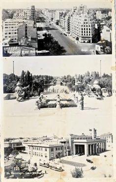BU-F-01073-6-00055-020 Bulevardul Brătianu. Parcul Carol. Gara de Nord, 1935 (niv.Document)