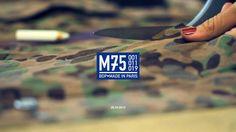 Projet M75  Oxmo Puccino x Bleu de Paname   20.10.2012