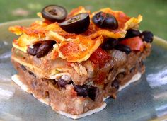 Tex mex lasagna- forks over knives.  Very good but without using all the sauce and def add salt.  Enough for two nights.  My kids love corn and olives..so big hit.