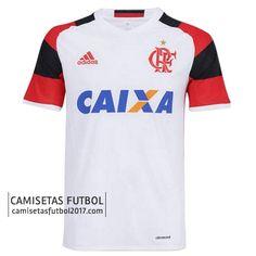 de52daa321323 Tercera camiseta de tailandia Flamengo 2016 2017