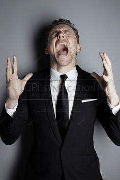 Tom Hiddleston by Lorenzo Agius