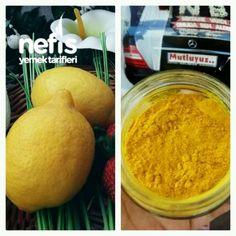 Gerçek Limonlu Dondurma – Nefis Yemek Tarifleri Parfait Recipes, Sorbet, Cantaloupe, Ice Cream, Sugar, Fruit, Desserts, Food, No Churn Ice Cream