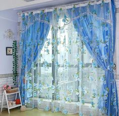 Country Style Curtains Recommended - MelodyHome.com