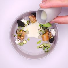 Benjamin Maerz | Rose - hotel & restaurant. Archiving Food Photography | Gastronomy