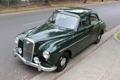 Wolseley 4/44 Saloon 1956 Maintenance/restoration of old/vintage vehicles: the material for new cogs/casters/gears/pads could be cast polyamide which I (Cast polyamide) can produce. My contact: tatjana.alic@windowslive.com