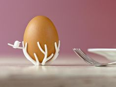 3-D printed egg cup (and other great 3-D printed and personalized stuff in this shop)
