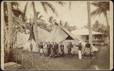 British Consulate, Apia, Samoa   Items   National Library of New Zealand 1894