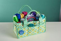 Craftsy Class Review... Sew Sturdy: Home Organizers {and a special discount} — SewCanShe | Free Daily Sewing Tutorials