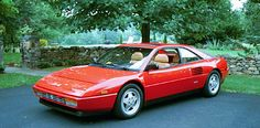 89' Ferrari Mondial T Coupe  Old memories of my Ferrari Mondial T Coupe from 2000-2001