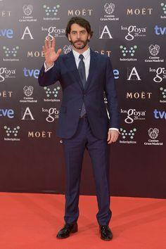 Premios Goya 2014: Eduardo Noriega de Gucci