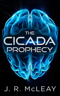 http://bookbarbarian.com/the-cicada-prophecy-by-j-r-mcleay/ IN THE YEAR 2065, MEDICAL SCIENCE SOLVES THE RIDDLE OF AGING..  EVERYONE HAS A CHANCE TO LIVE FOREVER AND STAY ETERNALLY YOUNG.  THERE'S JUST ONE CATCH..   Immortality, mankind's greatest dream since the dawn of civilization—is finally within reach. But in order to preserve everyone's youthful vitality they must undergo an operation before passing into adulthood that locks their body in the form of a pre-adoles