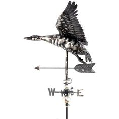 The flying duck weathervane has been produced from high quality 304 grade Stainless Steel complete with a garden stake. The weathervane can be mounted. Fallen Fruits, Flowery Branch, Eagle In Flight, Weather Vanes, Homestead Living, Man And Dog, Flying Pig, Forest Park, Garden Stakes