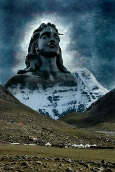Shiva, Statue Of Liberty, Mount Everest, Mountains, Nature, Travel, Liberty Statue, Voyage, Viajes
