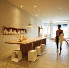 """one hot yoga"" | south yarra, australia | by robert mills architects."