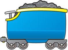 Train Cars Clip Art Clipart