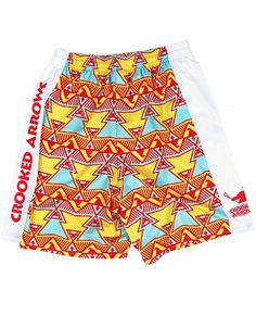 Crooked Arrows shorts