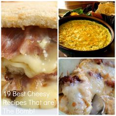 19 Best Cheesy Recipes That are The Bomb!