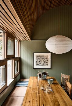 A Rugged Coastal Home By Kennedy Nolan (The Design Files) Timber Panelling, Timber Cladding, Kennedy Nolan, The Design Files, Australian Homes, Indoor Outdoor Living, Coastal Homes, Coastal Cottage, Coastal Living