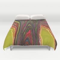 Duvet Covers by Jodi Bee | Society6 Potency of the Nectar (Secret Message), $99.