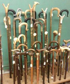 Walking canes, apart from being an aide in walking, are also used as an accessory, these days. There are different types of canes that are used for different purposes; let us have a look.