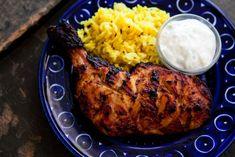 chicken grilled tandoori chicken marinated in lemon juice buttermilk ...