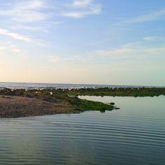 Eb, kruising Waddenzee, Noordzee Ameland.
