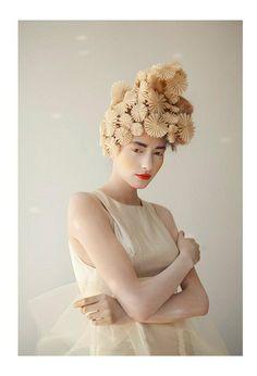 Paper Headdress
