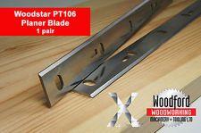 "#Woodstar pt106 10"" #Planer #Blades 1 pair  === Price Inc Vat: £19.95 ===            http://www.ebay.co.uk/itm/Woodstar-pt106-10-Planer-Blades-Planer-knives-One-pair-Inc-Vat-/161030809592?pt=UK_BOI_Building_Materials_Supplies_Carpentry_Woodwork_ET=item257e2f27f8"